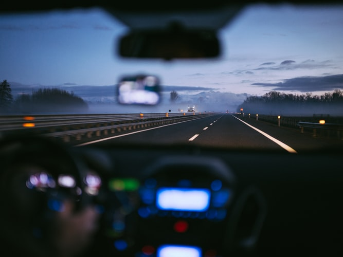 Improving Driving Skills Using a Vehicle 1